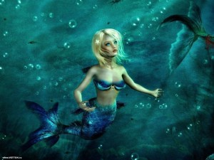 Mermaid Carlene