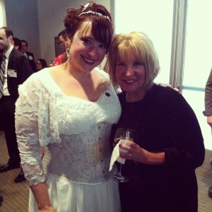 The Princess and Her Fairy Godmother, Agent Deborah Warren