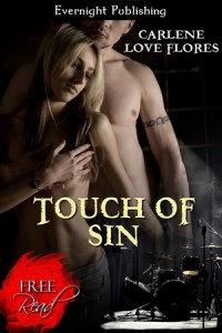 Touch of Sin (A Sin Pointe Novel Free Read)
