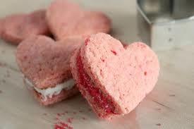 heart sandwich