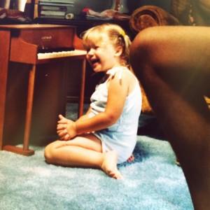 Little Corinna...