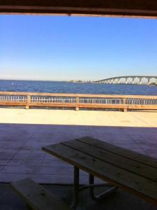Sand Point Park Pavilion