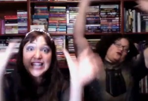 Alethea & Tempest, Blowing up the Internets